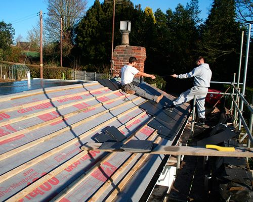 Roofing Company - Pneuma Roofing
