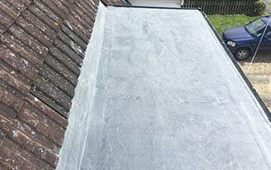 Flat roof - Pneuma Roofing
