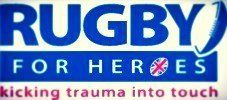 Rugby For Heroes - Pneuma Roofing